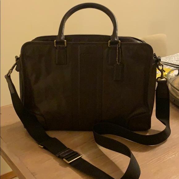 Coach Handbags - Coach Laptop Bag